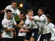 Klavan köpft Liverpool in der Nachspielzeit zum Sieg