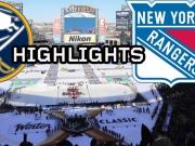 Winter Classic: Rangers siegen vor fast 42.000 Zuschauern