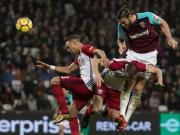 Arnautovic legt auf, Carroll rettet West Ham