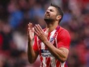 Kurioses Comeback! Diego Costa fliegt nach Zaun-Jubel