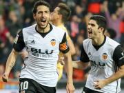 Eigentor und Elfmeter - Valencia beendet Mini-Krise