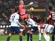 Slapstick pur! Bonucci beschert Milan drei Punkte - irgendwie