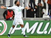 Hinten Mandanda, vorne Amavi: Marseille zittert sich weiter