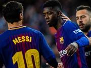 Messi trifft beim Jubiläum und holt Gerd Müller ein