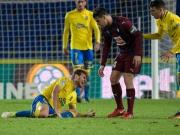 Unglückliches Las Palmas gibt Sieg aus der Hand