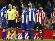 Aduriz nutzt Elfmeter-Geschenk - Bilbao klettert