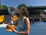 Görges dominiert Wozniacki im Finale von Auckland