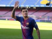 160 Millionen Euro! Coutinho bei Barça vorgestellt