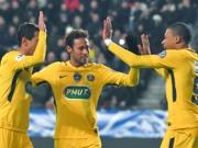 6:1 in Rennes: Doppelpacker Mbappé, Neymar und di Maria