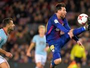 Coutinho applaudiert - Barça fertigt Vigo ab