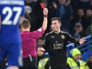 Leicesters Chilwell fliegt, doch Chelsea bleibt erneut ohne Tore