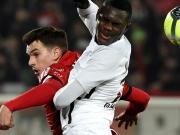 Dijon verspielt Sieg und verliert Djilobodji
