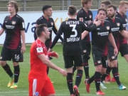Aranguiz trifft: Leverkusens B-Elf nur 1:1 gegen Lotte