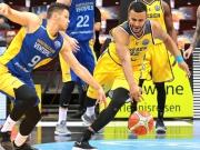 Ludwigsburg beherrscht Ventspils und erreicht Achtellfinale