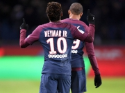 8:0-Gala! Neymar-Viererpack und wieder Elfer-Ärger bei PSG