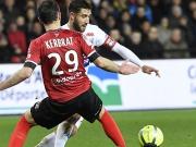 Klasseleistung Fekir - Lyon lässt Guingamp keine Chance
