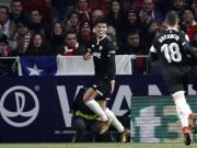 Diego Costa trifft, Lucas fälscht ab, Correa eiskalt - Sevilla dreht Partie