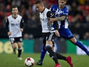 Gelb-Rot und Führung verspielt - Alaves verliert in Valencia