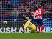 1:1 - Gironas Portu bestraft Atletico