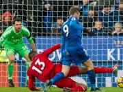 Leicesters Top-Duo schlägt zu: Vardy vom Punkt, Mahrez nach Dribbling