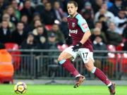 Chicharito trifft für West Ham vom Anpfiff weg