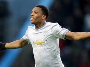 Martial bricht den Bann - Burnley liefert United großen Kampf