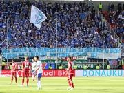 Fußballspruch des Jahres: Preisübergabe an Schalke-Fans