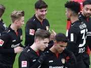 Erfolgreicher Test: Leverkusen bezwingt Oberhausen