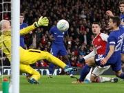 Rüdiger ins eigene Netz - Xhaka schießt Arsenal nach Wembley