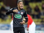 Pokal-Aus für Monaco - Lyon triumphiert