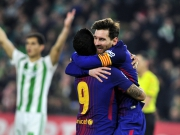 Messi-Tor, Mascherano-Abschied und Coutinho-Debüt