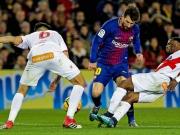 Messi übernimmt gegen Alaves die Hauptrolle