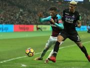 Elfmeter sichert Unentschieden für West Ham