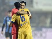 Buffon hält Elfmeter - Juve mit einem Bein im Finale