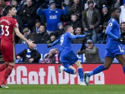 Vardys Uhr-Jubel - Swansea trotzt Leicester