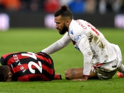 Choupo-Moting entgeht Rot - Bournemouth baut Serie aus
