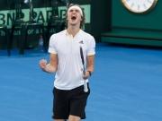 Davis Cup: Zverev holt entscheidenden Punkt gegen Kyrgios