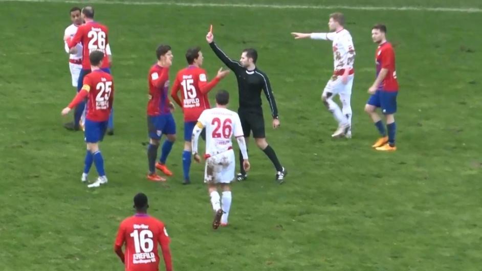 Trotz Beister: Uerdingen scheitert im Pokal an Oberhausen ...