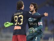 Last-Minute-Niederlage - Laxalt schießt Lazio ab