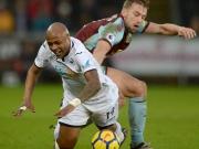 Ki schlägt spät zu: Swansea klettert aus der Abstiegszone!