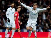 Dreifacher Cristiano! Real schießt sich für PSG warm