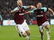 Chicharito und Arnautovic treffen für West Ham
