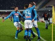 Bereit für Leipzig: Mertens vollendet Napolis Traum-Angriff