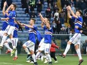 Sampdoria dominiert, aber macht erst spät alles klar