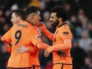 Salah und Roberto Firmino harmonieren bei Reds-Sieg