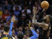 LeBron-Show: 37-Punkte gegen Oklahoma