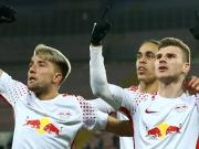 Leipzig trumpft auf -