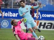 Eibar wehrt sich vergeblich: Barça effizient