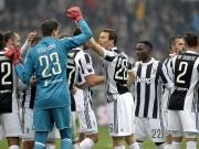Derbysieger Juventus - Higuian verletzt sich nach drei Minuten