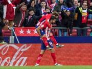 Atletico straft: Gameiro sticht, Costa spekuliert